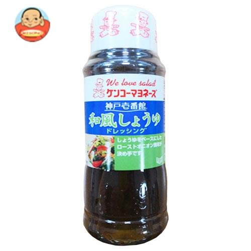 ケンコーマヨネーズ 神戸壱番館 和風醤油ドレッシング 300ml×12本入