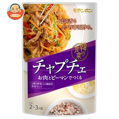 モランボン 韓の食菜 チャプチェ 175g×10袋入