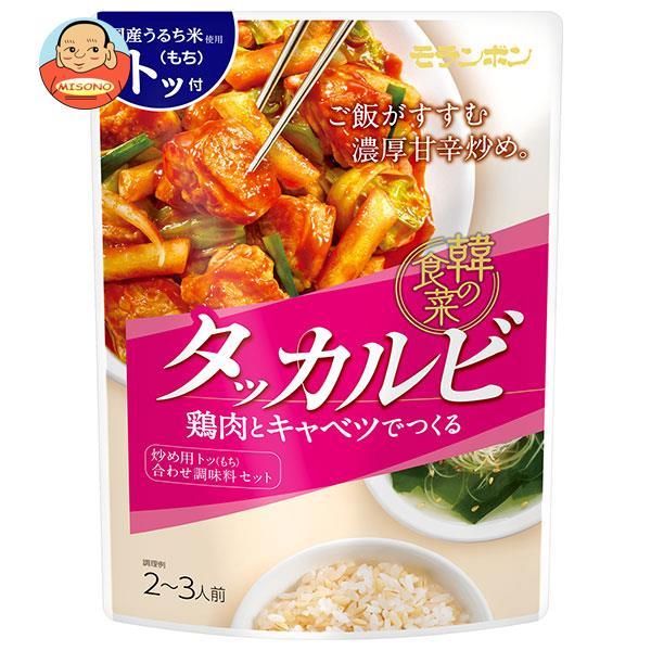 モランボン 韓の食菜 鶏カルビ 190g×10袋入