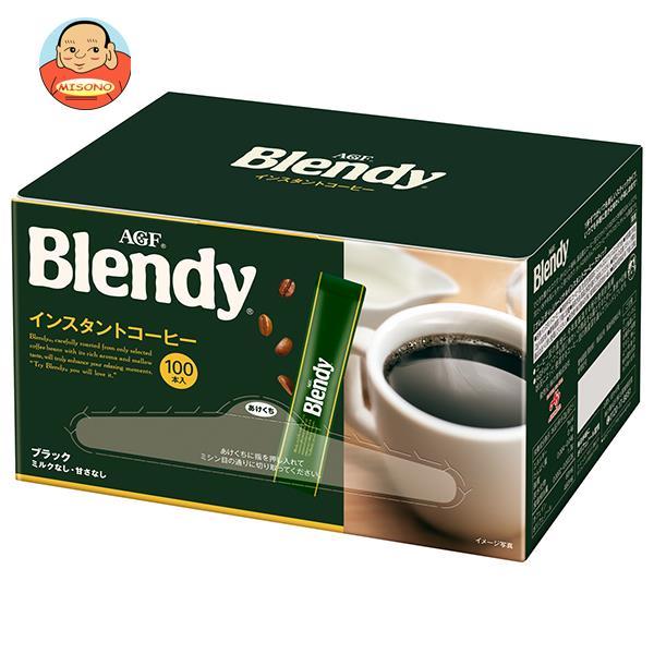 AGF ブレンディ パーソナルインスタントコーヒー スティック (2g×100本)×6箱入