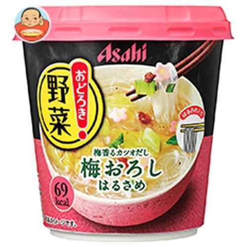 アサヒグループ食品 おどろき野菜 梅おろし 22.2g×6個入