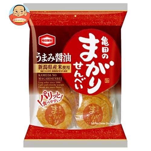 亀田製菓 亀田のまがりせんべい 18枚×12袋入
