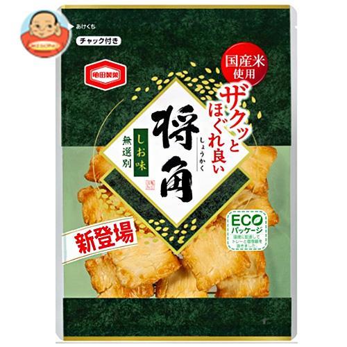 亀田製菓 将角 しお味 105g×8袋入