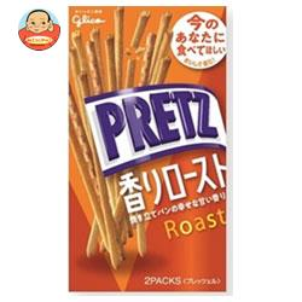 グリコ PRETZ(プリッツ) 香りロースト 62g×10個入