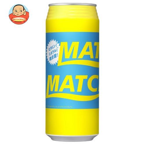 大塚食品 MATCH(マッチ) 480ml缶×24本入