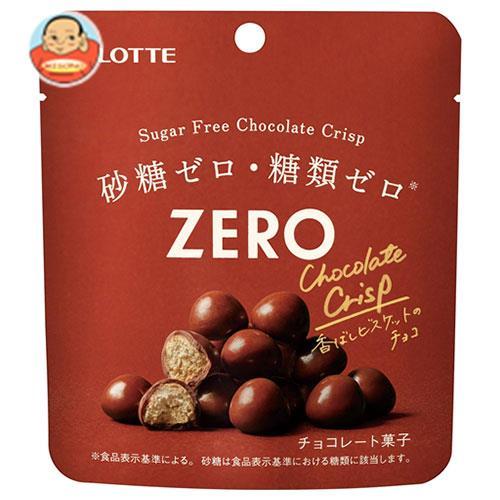 ロッテ ゼロ シュガーフリーチョコレートクリスプ 28g×10袋入