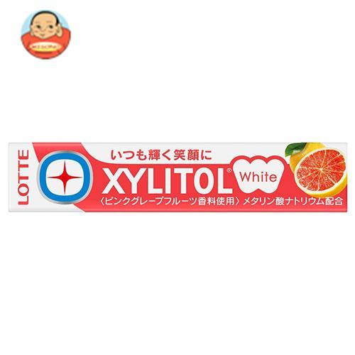 ロッテ キシリトールホワイト ピンクグレープフルーツ 14粒×20個入