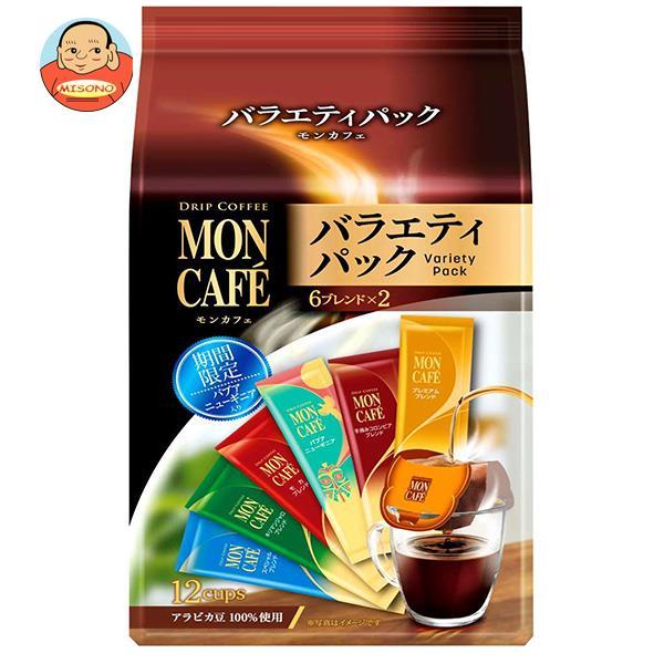 片岡物産 モンカフェ バラエティパック 12P×30個入
