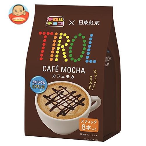 三井農林 チロルチョコ×日東紅茶 カフェモカ 11.5g×8本×24個入