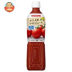 カゴメ ふくしま産トマトジュース 食塩無添加 720mlペットボトル×15本入