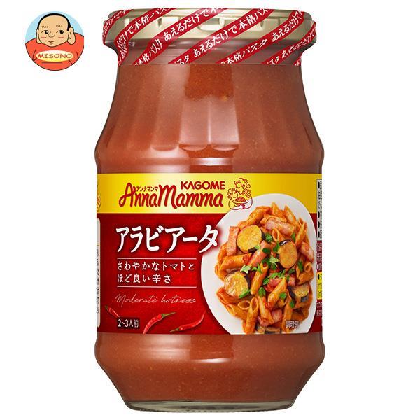 カゴメ アンナマンマ アラビアータ 330g瓶×12本入