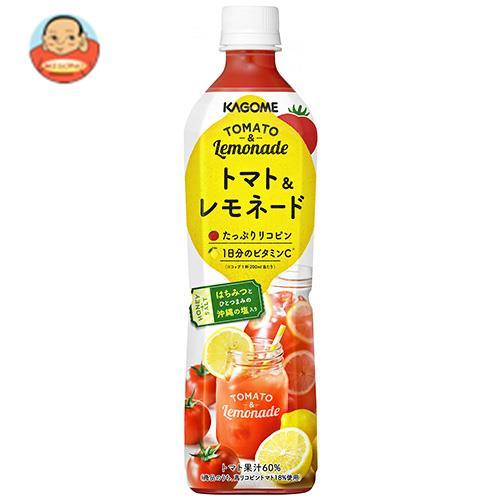 カゴメ トマト&レモネード 720mlペットボトル×15本入
