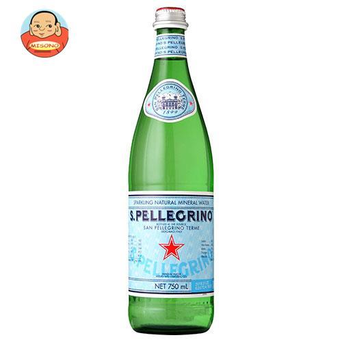 モトックス サンペレグリノ 750ml瓶×12本入