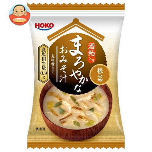 宝幸 酒粕入り まろやかなおみそ汁 根菜 8.8g×10袋入