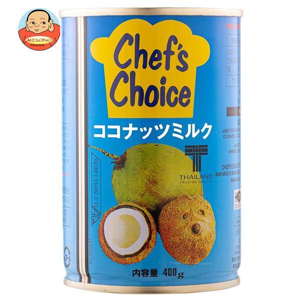 ユウキ食品 ココナッツミルク 400g缶×12個入