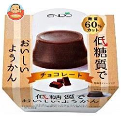 遠藤製餡 低糖質でおいしいようかん チョコレート 90g×24個入