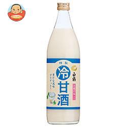 白鶴 冷やし甘酒 940g瓶×6本入
