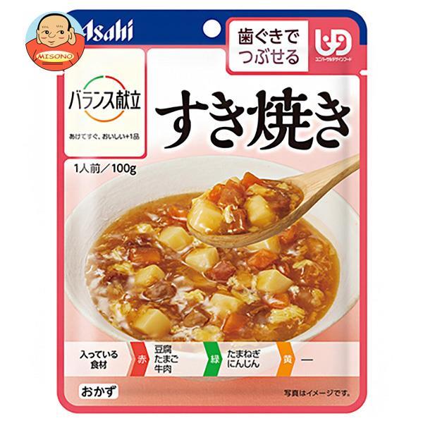 アサヒグループ食品 バランス献立 すき焼き 100g×24袋入