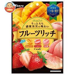 カンロ フルーツリッチキャンディ 70g×6袋入