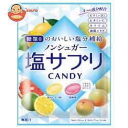 カンロ ノンシュガー塩サプリキャンディ 70g×6袋入