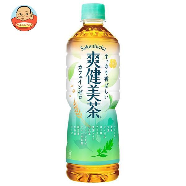 コカコーラ 爽健美茶 600mlペットボトル×24本入
