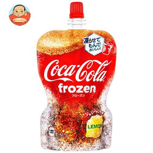 コカコーラ コカコーラ フローズン レモン 125gパウチ×30本入