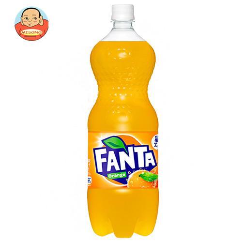 コカコーラ ファンタ オレンジ 1.5Lペットボトル×6本入
