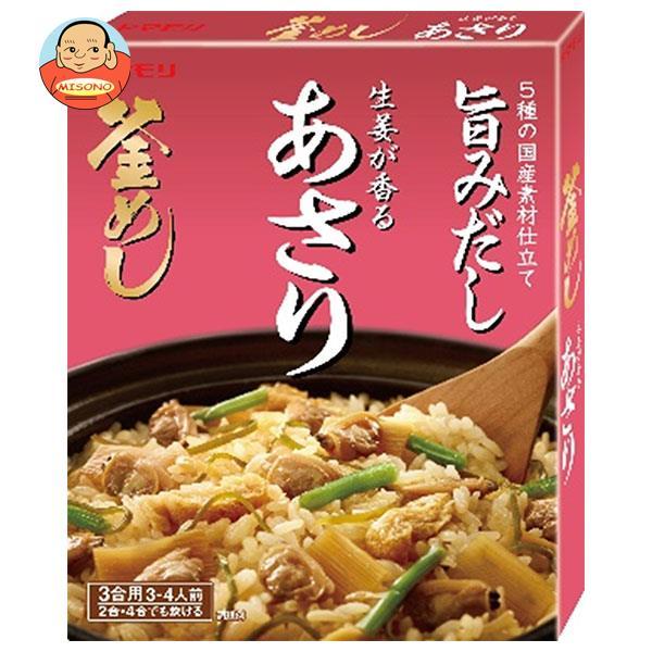 ヤマモリ 生姜が香る あさり釜めしの素 198g×5箱入