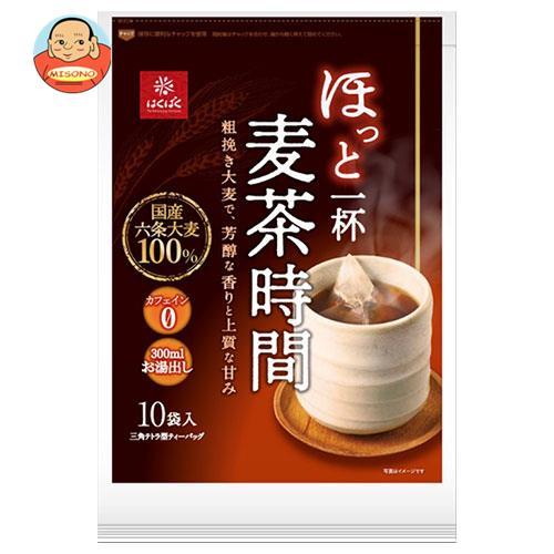 はくばく ほっと一杯 麦茶時間 150g(15g×10袋)×12袋入