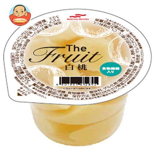 マルハニチロ Full fruits(フル フルーツ)白桃 245g×24(6×4)個入