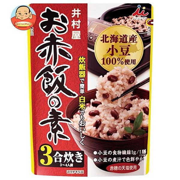 井村屋 2合用 お赤飯の素 146g×60(10×6)袋入