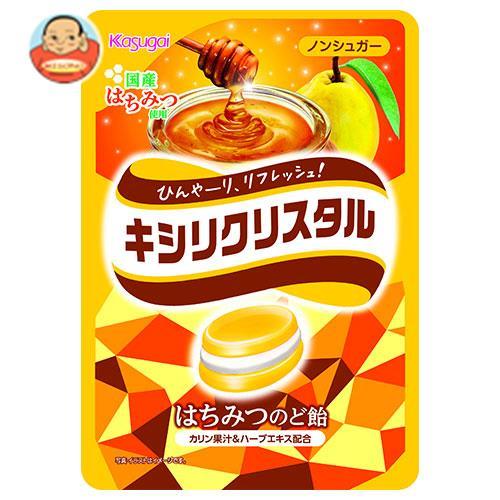 春日井製菓 キシリクリスタル はちみつのど飴 67g×6袋入