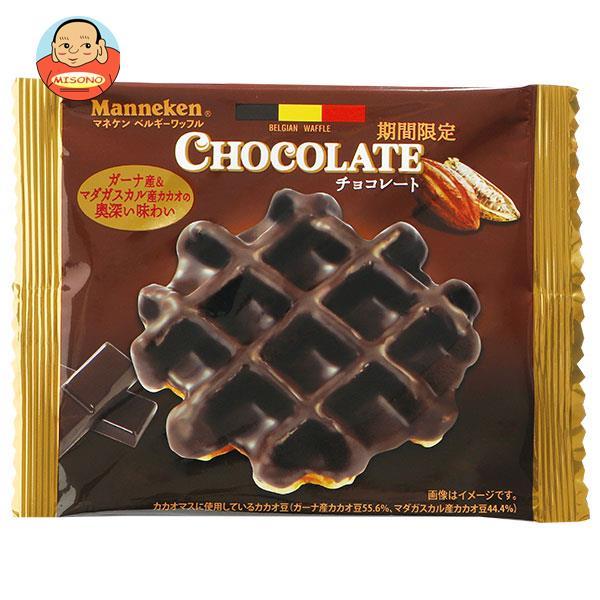 ローゼン マネケン チョコレートワッフル 12(6×2)個入