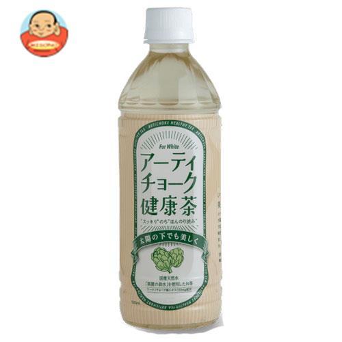 奥長良川名水 アーティチョーク健康茶 500mlペットボトル×24本入