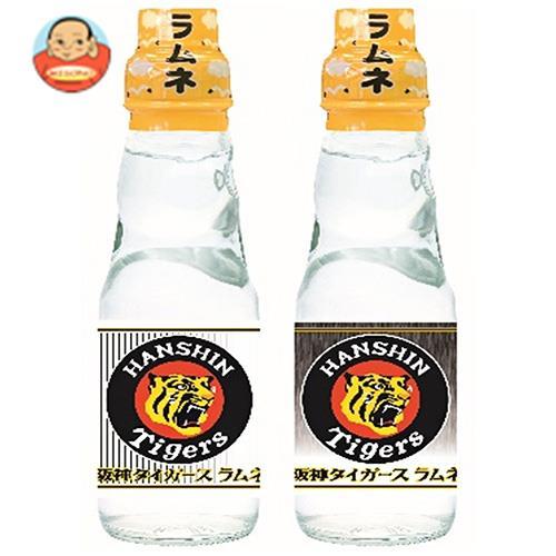 齋藤飲料工業 阪神タイガース ラムネ 200ml瓶×30本入