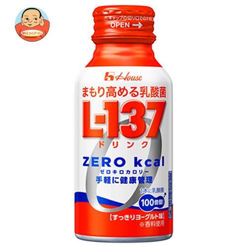 ハウスウェルネス まもり高める乳酸菌L-137 ドリンク 100mlボトル缶×30本入