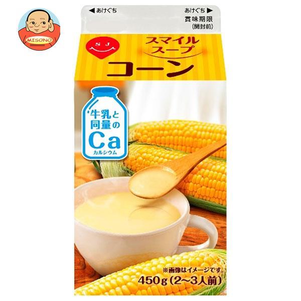 スジャータ 朝のスープ コーン 450g紙パック×12本入