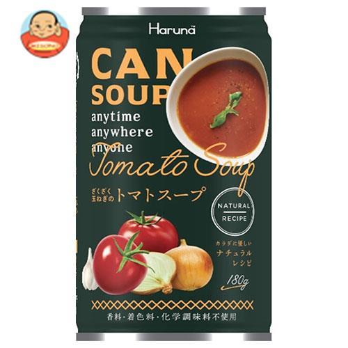 HARUNA CAN SOUP トマトスープ 180ml缶×12本入