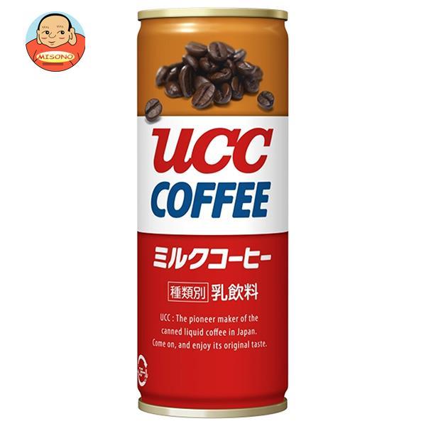 UCC ミルクコーヒー 復刻缶 250g缶×30本入