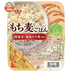 JA全農 国産 もち麦ごはん 150g×24(6×4)個入
