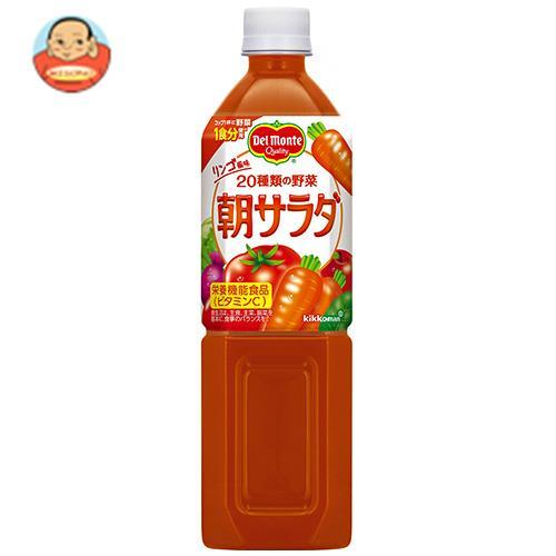 デルモンテ 朝サラダ 900gペットボトル×12本入