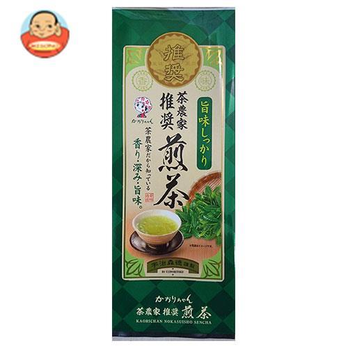 宇治森徳 かおりちゃん 茶農家推奨 煎茶 150g×10袋入