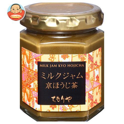 ちきりや ミルクジャム 京ほうじ茶 110g×12個入
