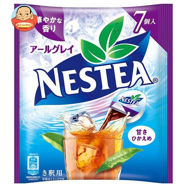 ネスレ日本 ネスティー ポーション アールグレイ (12g×7P)×24袋入