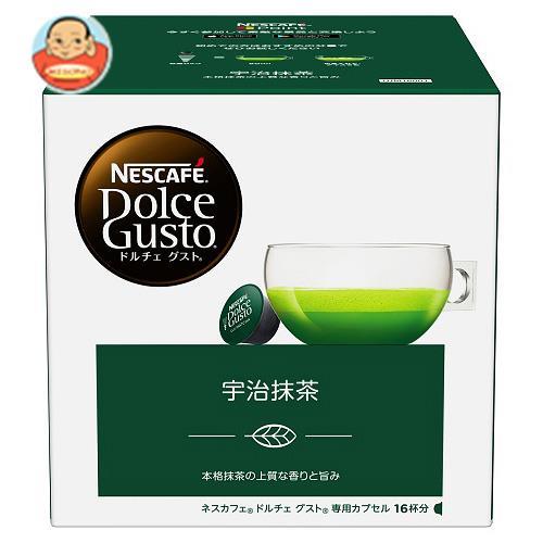 ネスレ日本 ネスカフェ ドルチェ グスト 専用カプセル 宇治抹茶 16個(16杯分)×3箱入