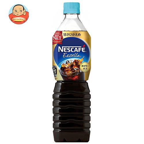 ネスレ日本 ネスカフェ エクセラ ボトルコーヒー甘さひかえめ 900mlペットボトル×12本入