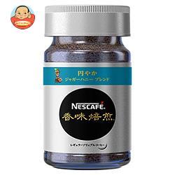 ネスレ日本 ネスカフェ 香味焙煎 円やかジャガーハニー ブレンド 40g瓶×24個入
