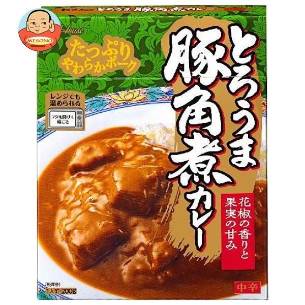 ハウス食品 とろうま豚角煮カレー 200g×30個入