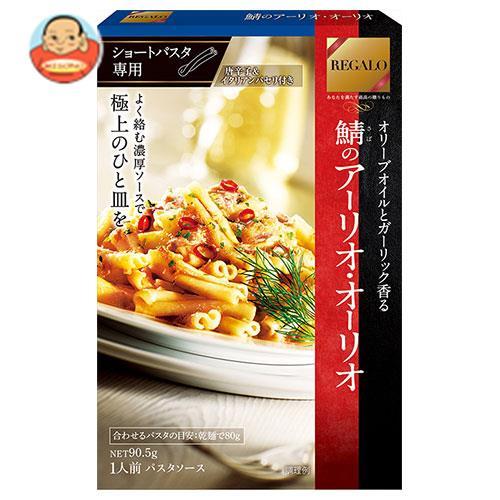 日本製粉 レガーロ 鯖のアーリオ・オーリオ 90.5g×6箱入