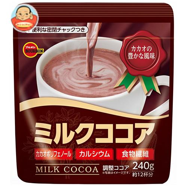 ブルボン ミルクココア 240g袋×12袋入